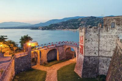 castello bizantino di agropoli