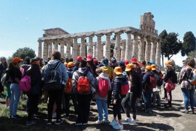 templi dorici paestum,