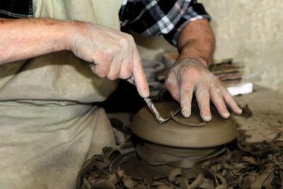 laboratorio tattile ceramica vietrese