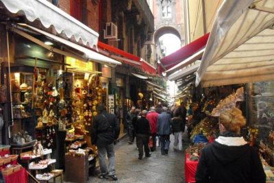 gita giornaliera a san gregorio armeno