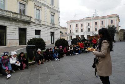 Benevento tour famiglie e bambini son longobarda