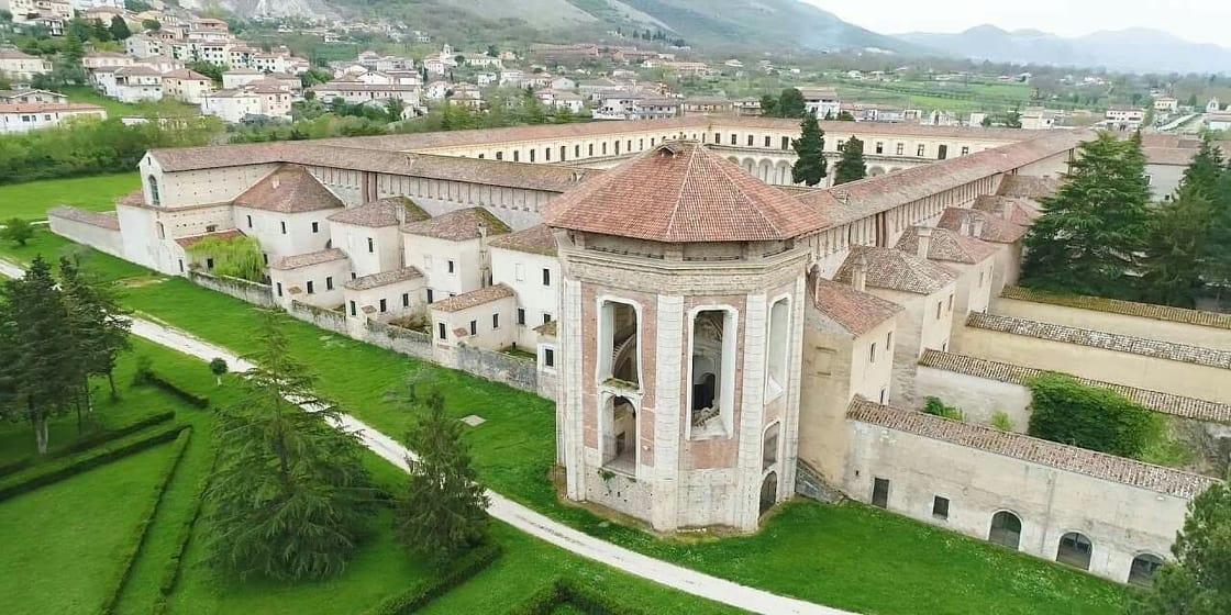 Padula capitale italiana cultura