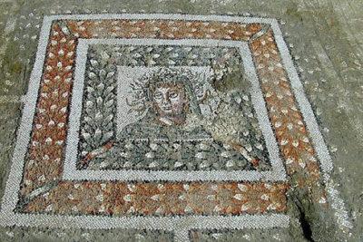villa romana casignana
