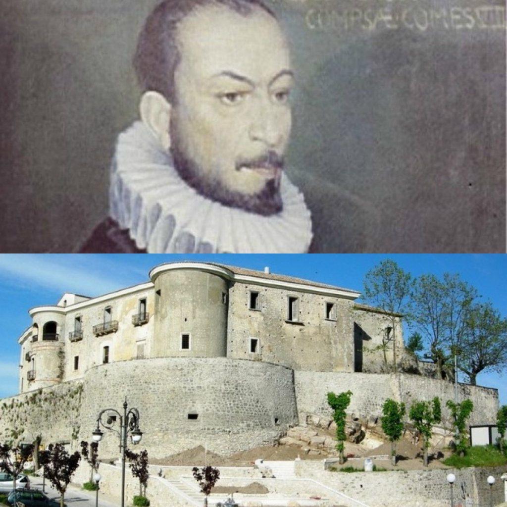 principe gesualdo castello
