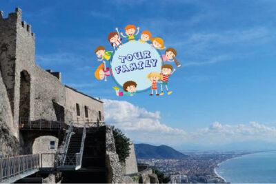 visita guidata famiglie castello ARECHI-SALERNO