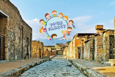 Pompei tour famiglie e bambini