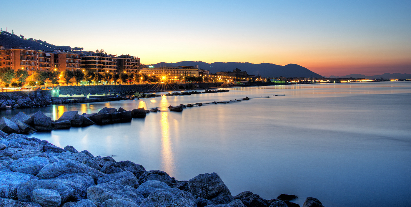 weekend invito a Salerno